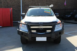 2014 Mazda BT-50 MY13 XT Hi-Rider (4x2) White 6 Speed Automatic Dual Cab Utility.