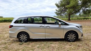 2020 Honda Odyssey RC 21YM Vi L7 Super Platinum 7 Speed Automatic Wagon