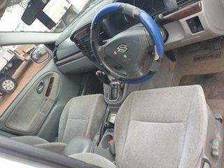 2004 Suzuki Grand Vitara Silver 4 Speed Automatic Wagon.
