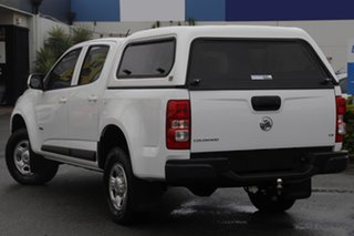2017 Holden Colorado RG MY17 LS Pickup Crew Cab 4x2 Summit White 6 Speed Sports Automatic Utility.