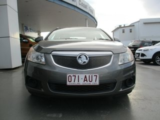 2012 Holden Cruze JH MY13 CD Equipe Grey 6 Speed Automatic Hatchback