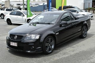 2011 Holden Commodore VE II SV6 Black 6 Speed Automatic Utility