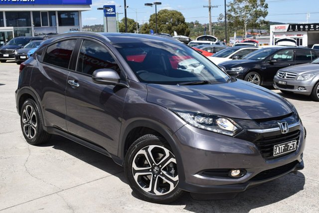Used Honda HR-V MY17 VTi-L Ferntree Gully, 2018 Honda HR-V MY17 VTi-L Grey 1 Speed Constant Variable Hatchback