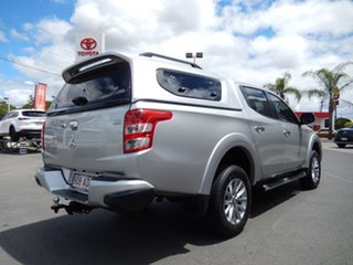2015 Mitsubishi Triton MN MY15 GLX 5 Speed Manual Double Cab Utility.
