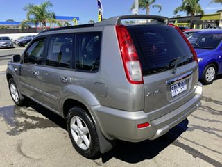 2003 Nissan X-Trail T30 TI Luxury (4x4) Grey 4 Speed Automatic Wagon