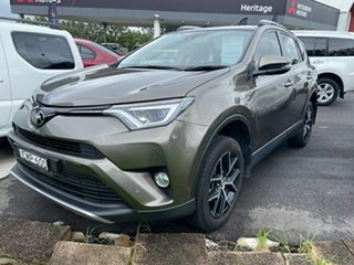 2018 Toyota RAV4 ASA44R GXL AWD Bronze 6 Speed Sports Automatic Wagon.