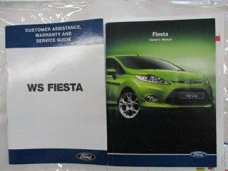 2009 Ford Fiesta WS LX Silver 5 Speed Manual Hatchback