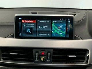 2018 BMW X2 F39 M35i Coupe Steptronic AWD White 8 Speed Sports Automatic Wagon