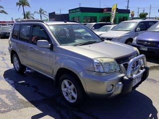 2003 Nissan X-Trail T30 TI Luxury (4x4) Grey 4 Speed Automatic Wagon.
