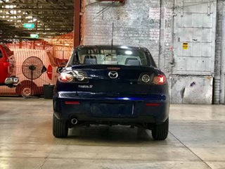 2008 Mazda 3 BK10F2 MY08 Maxx Sport Blue 4 Speed Sports Automatic Sedan