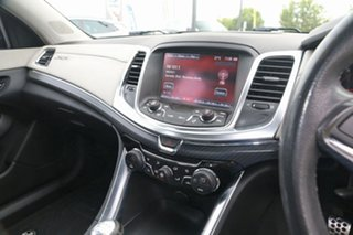 2014 Holden Commodore VF MY14 SS V Black 6 Speed Manual Sedan.