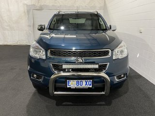 2016 Holden Trailblazer RG MY17 LTZ Blue Mountain/4aa 6 Speed Sports Automatic Wagon.