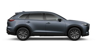 2020 Mazda CX-9 TC Touring SKYACTIV-Drive 6 Speed Sports Automatic Wagon