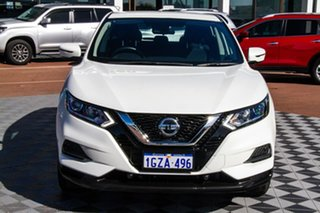 2020 Nissan Qashqai J11 Series 3 MY20 ST X-tronic White 1 Speed Constant Variable Wagon