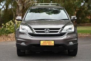 2012 Honda CR-V RE MY2011 Sport 4WD Grey 5 Speed Automatic Wagon.