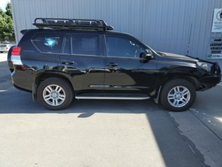 2011 Toyota Landcruiser Prado KDJ150R Kakadu 5 Speed Sports Automatic Wagon.
