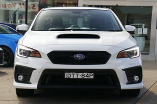 2017 Subaru WRX V1 MY17 Premium Lineartronic AWD White Pearl 8 Speed Constant Variable Sedan