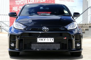 2020 Toyota Yaris GR Gxpa16R GR Tarmac Black 6 Speed Manual Hatchback