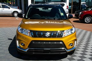 2020 Suzuki Vitara LY Series II 2WD Yellow & Black 6 Speed Sports Automatic Wagon