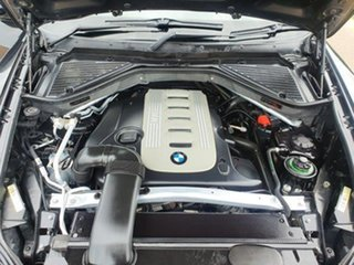 2009 BMW X5 E70 MY09 xDrive30d Steptronic Black-Sap 6 Speed Sports Automatic Wagon