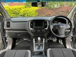 2017 Holden Colorado RG LS Grey 6 Speed Automatic Dual Cab