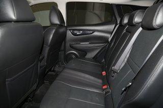2017 Nissan Qashqai J11 TI Grey 1 Speed Constant Variable Wagon
