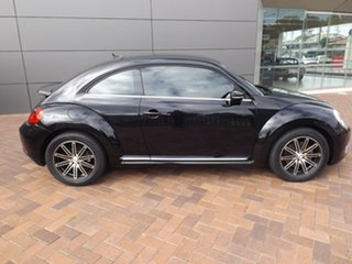 2013 Volkswagen Beetle 1L MY14 Coupe DSG 7 Speed Sports Automatic Dual Clutch Liftback.