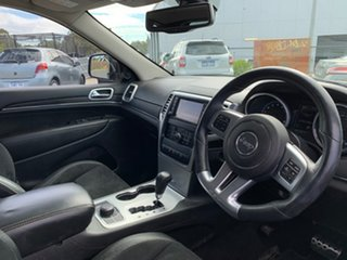 2013 Jeep Grand Cherokee WK MY13 SRT 8 (4x4) Onyx Black 5 Speed Automatic Wagon