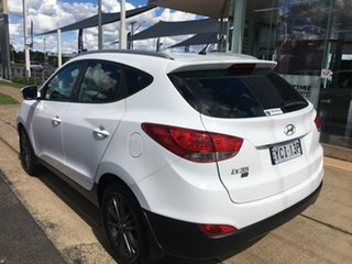 2015 Hyundai ix35 Series II SE White Sports Automatic