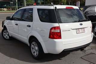 2006 Ford Territory SY TX AWD White 6 Speed Sports Automatic Wagon
