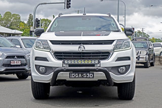 2017 Holden Trailblazer RG MY18 Z71 White 6 Speed Sports Automatic Wagon.