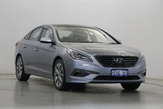 2015 Hyundai Sonata LF Premium Polished Metal 6 Speed Sports Automatic Sedan