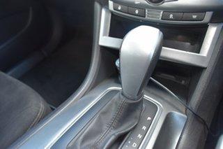 2009 Ford Falcon FG G6 Green 6 Speed Sports Automatic Sedan