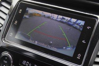 2017 Mitsubishi Triton MQ MY17 GLX+ Double Cab White Solid 5 Speed Sports Automatic Utility