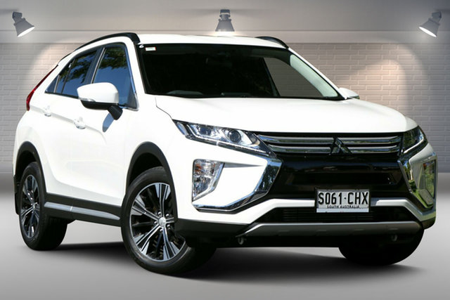 Used Mitsubishi Eclipse Cross YB MY21 LS 2WD Nailsworth, 2020 Mitsubishi Eclipse Cross YB MY21 LS 2WD White 8 Speed Constant Variable Wagon