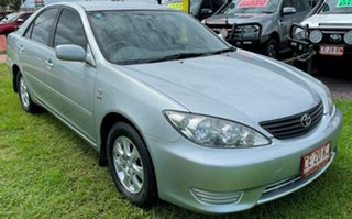 2005 Toyota Camry ACV36R MY06 Altise Limited Silver 4 Speed Automatic Sedan.