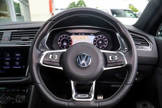 2019 Volkswagen Tiguan 5N MY19.5 162TSI DSG 4MOTION Highline Deep Black Pearl Effect 7 Speed