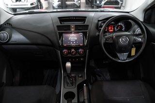 2018 Mazda BT-50 UR0YG1 GT Silver 6 Speed Sports Automatic Utility.