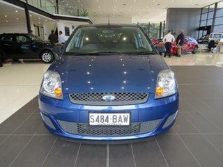 2007 Ford Fiesta LX Hatchback.