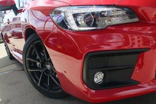 2020 Subaru WRX MY20 Premium (AWD) Pure Red Continuous Variable Sedan.