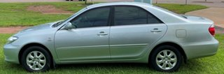 2005 Toyota Camry ACV36R MY06 Altise Limited Silver 4 Speed Automatic Sedan