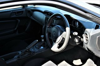 2014 Toyota 86 ZN6 GT Silver 6 Speed Sports Automatic Coupe