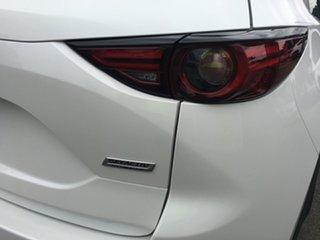 2017 Mazda CX-5 KE1032 Maxx SKYACTIV-Drive i-ACTIV AWD Sport White 6 Speed Sports Automatic Wagon