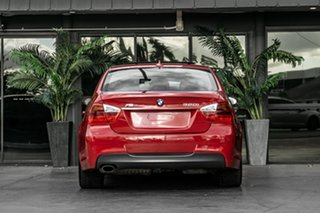 2008 BMW 3 Series E90 MY08 320i Steptronic Executive Red 6 Speed Sports Automatic Sedan