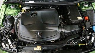 2016 Mercedes-Benz A-Class W176 806MY A250 D-CT 4MATIC Sport Green 7 Speed