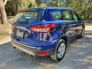 2014 Ford Kuga TF MkII Ambiente Blue Sports Automatic Wagon
