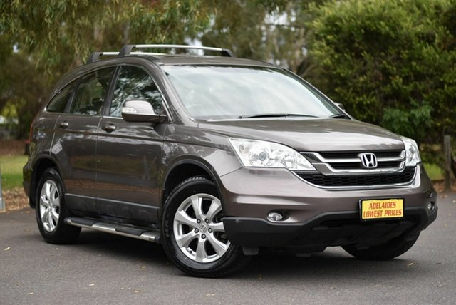 Used Honda CR-V RE MY2011 Sport 4WD Melrose Park, 2012 Honda CR-V RE MY2011 Sport 4WD Grey 5 Speed Automatic Wagon