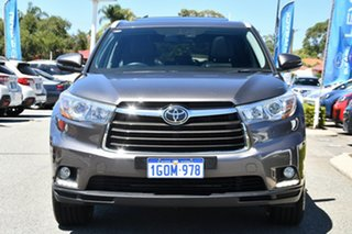 2015 Toyota Kluger GSU50R Grande 2WD Grey 6 Speed Sports Automatic Wagon