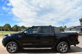 2020 Ford Ranger PX MkIII 2020.75MY Wildtrak Shadow Black 10 Speed Sports Automatic