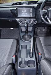 Toyota Hilux Standard Dark Blue Mica Manual